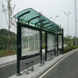 公交站台制作厂家